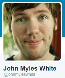 John Myles White